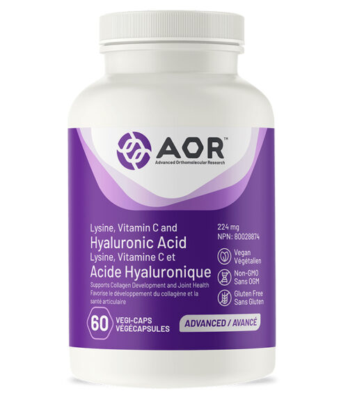 acide hyaluronique lysine vitamine c