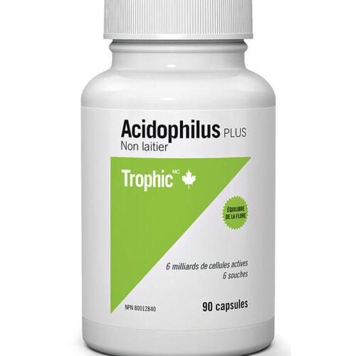 acidophilus plus 6 milliards trophic