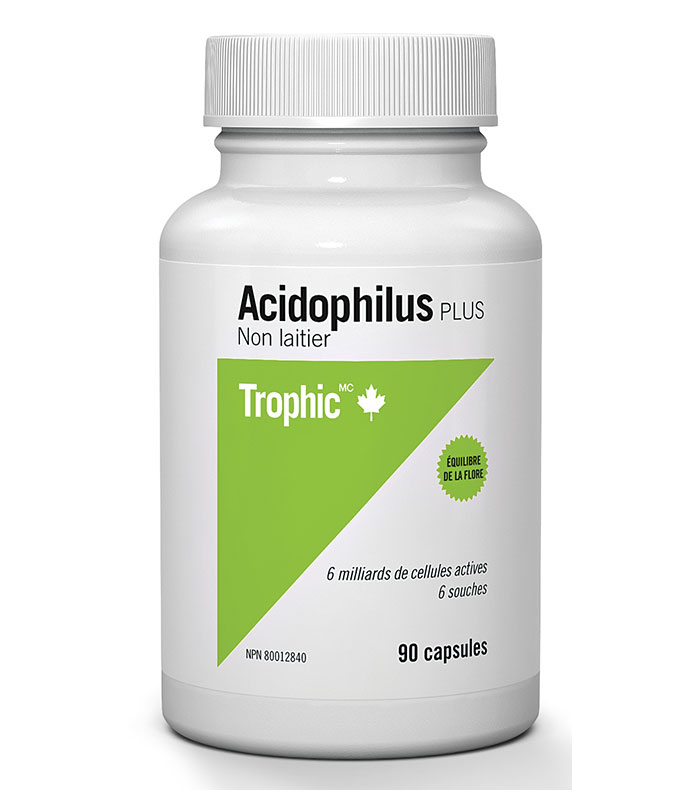 acidophilus plus 6 milliards trophic