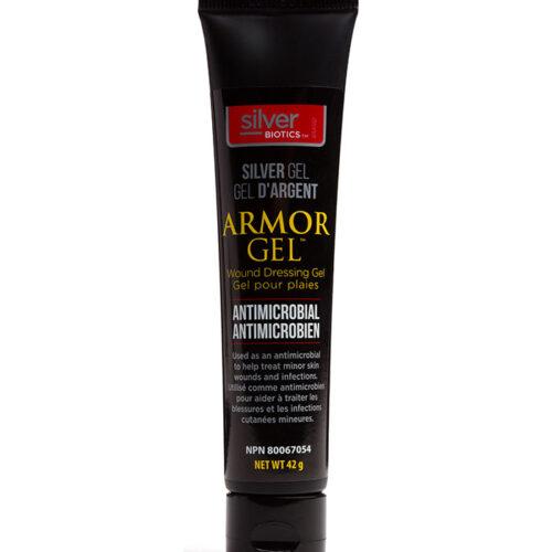 armor gel argent gel peau