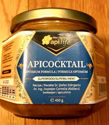 Cocktail apicole optimum