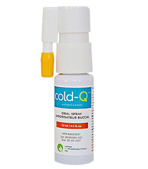 Cold Q vaporisateur