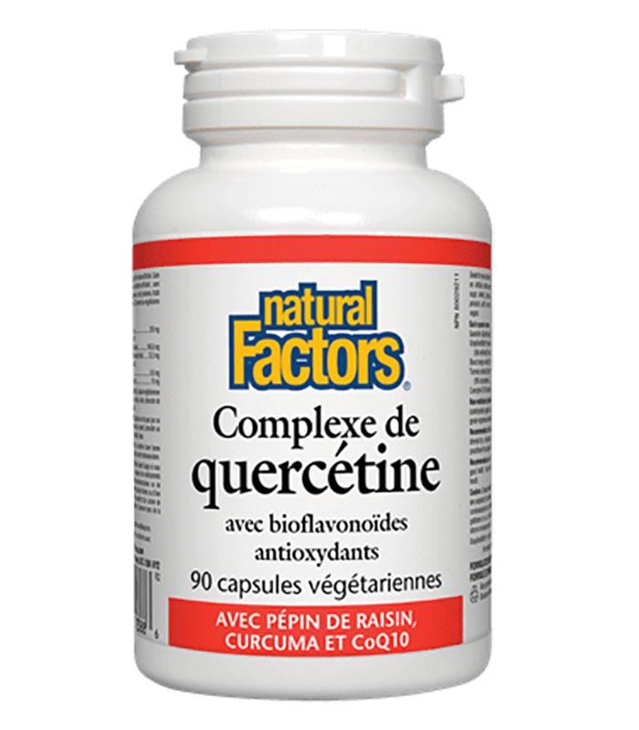 complexe de quercetine natural factors