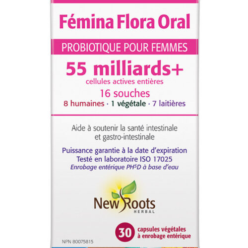 femina flora 55 milliards new roots