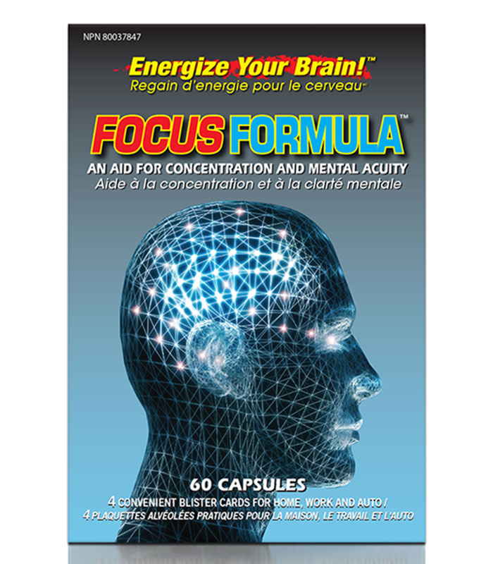 focus formula