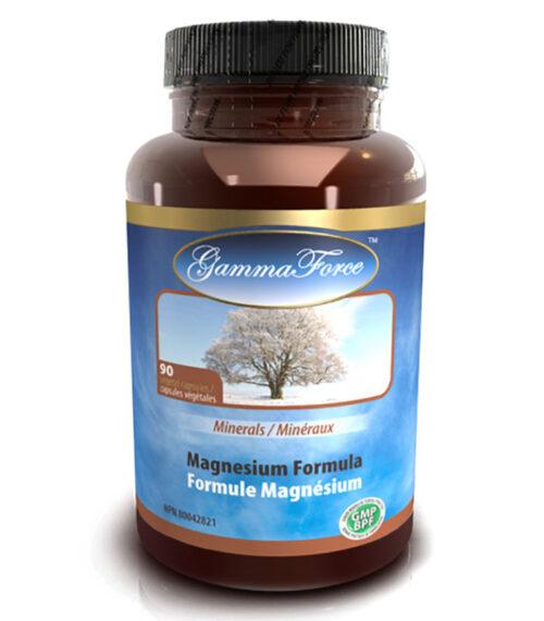 formule magnesium glycinate