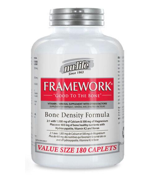 Framework calcium
