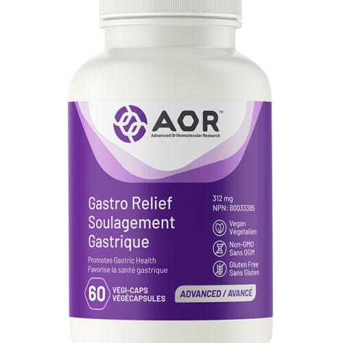 gastro relief soulagement gastrique