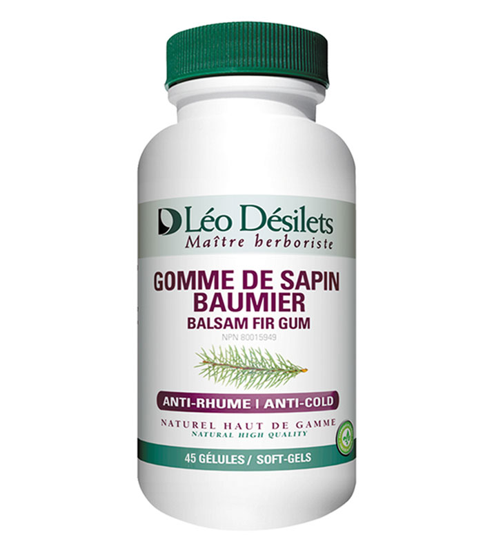 gomme sapin