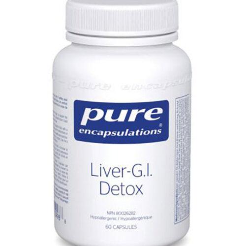liver gi detox pure