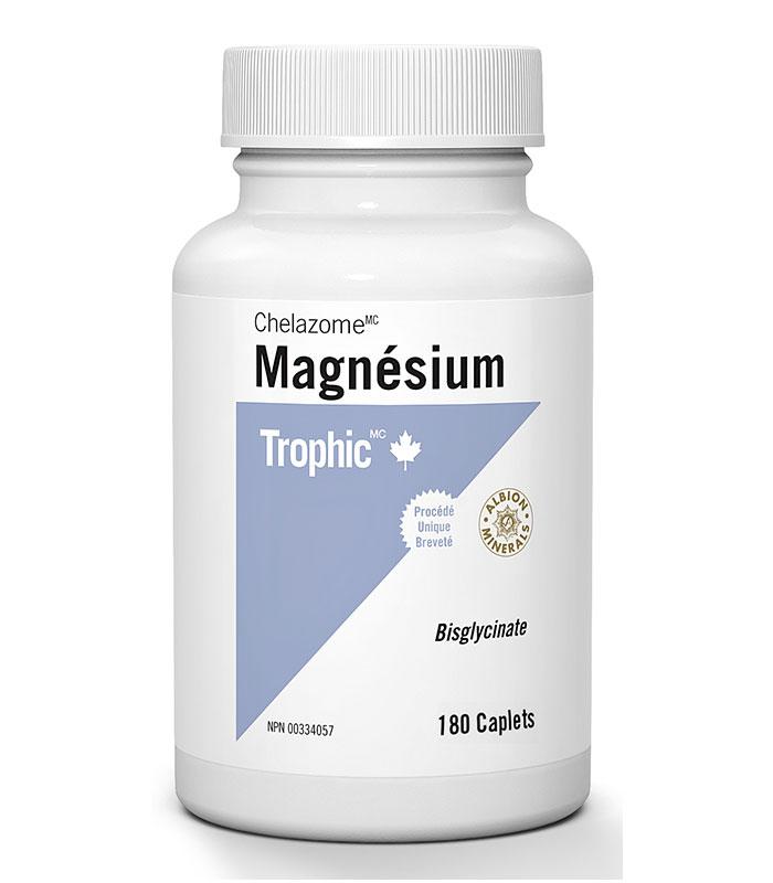 magnesium chelazome trophic