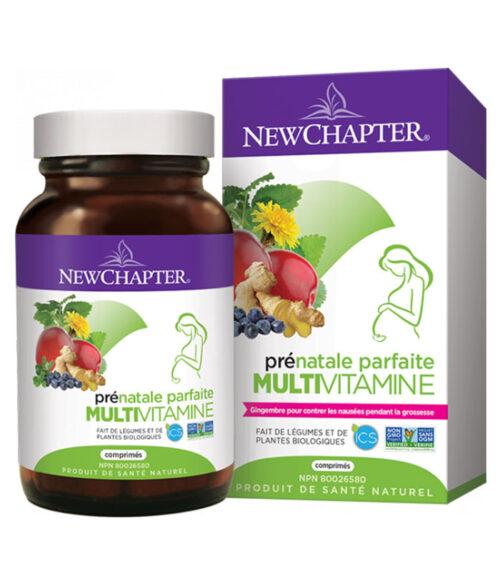 multivitamine prenatale parfaite new chapter