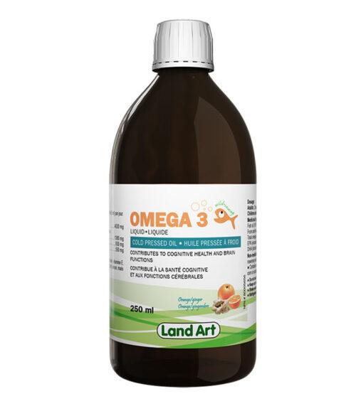 omega 3 poisson sauvage