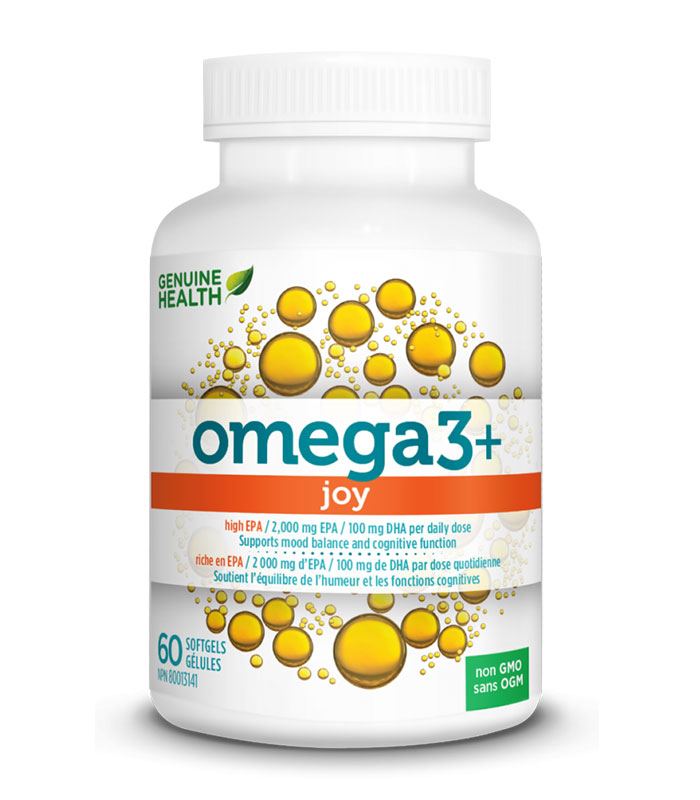 omega joy genuine health