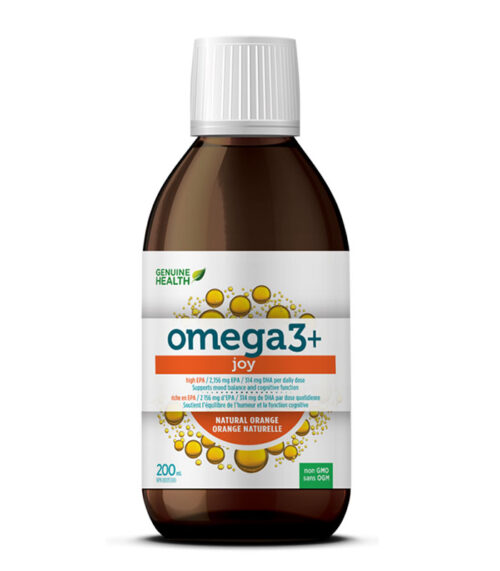 omega joy orange genuine health