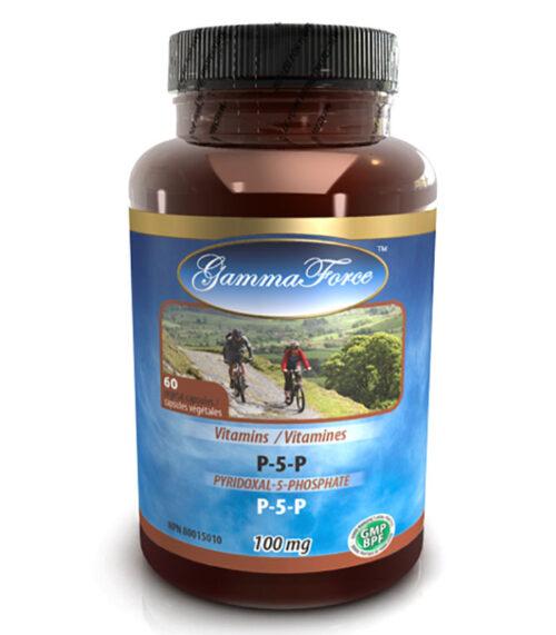 P5P pyridoxine