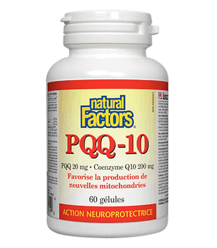 pqq 10 natural factors
