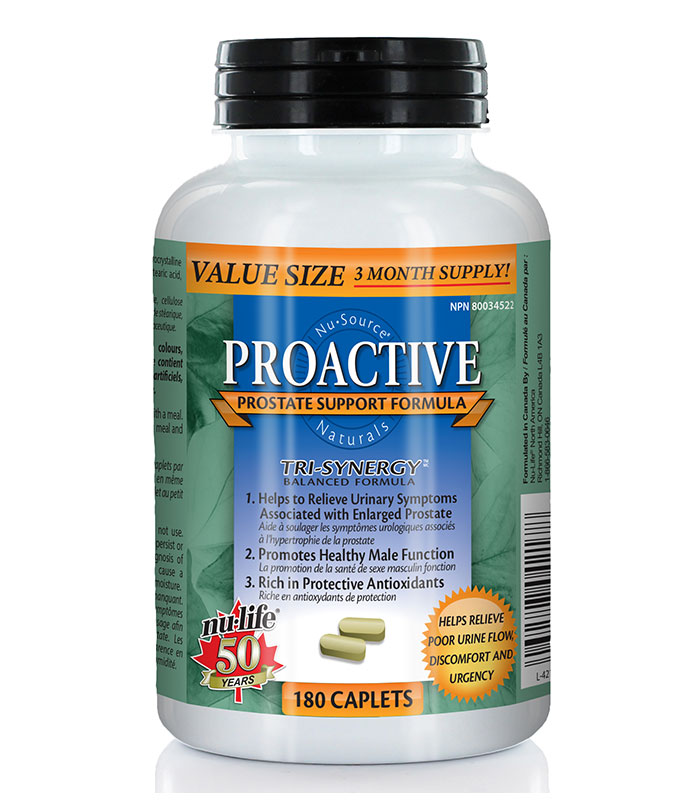 proactive prostate