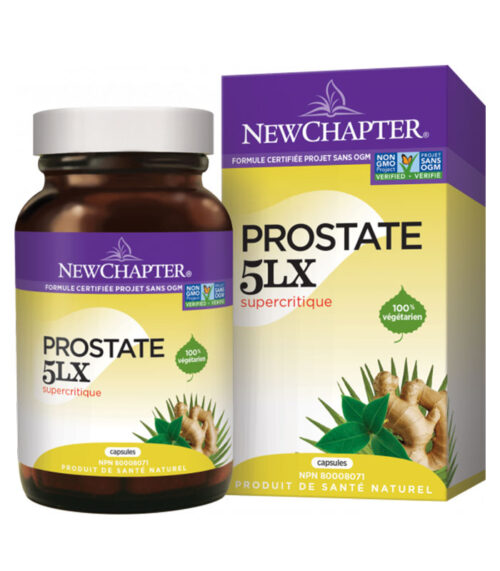 prostate 5lx new chapter