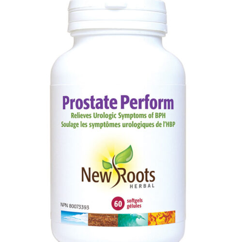 prostate perform new roots