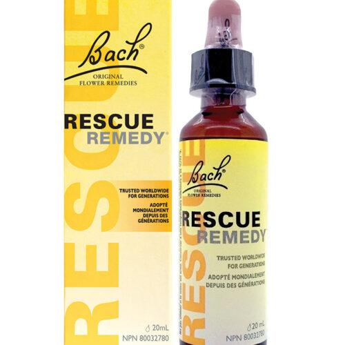 Rescue remedy Bach