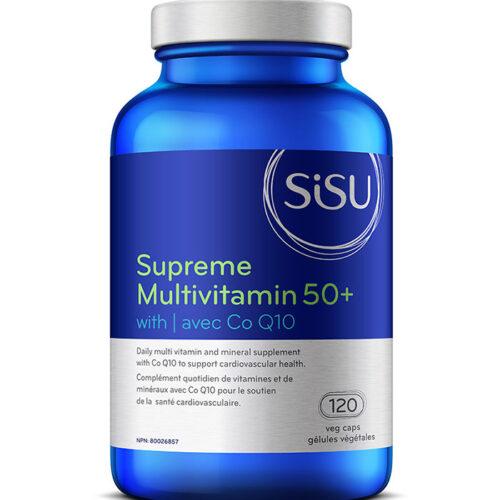 supreme multivitamine multi vitamine 50 ans et plus