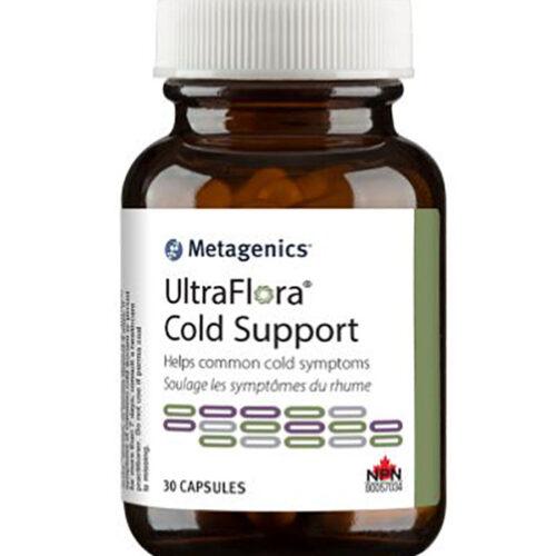 ultraflora cold support metagenics