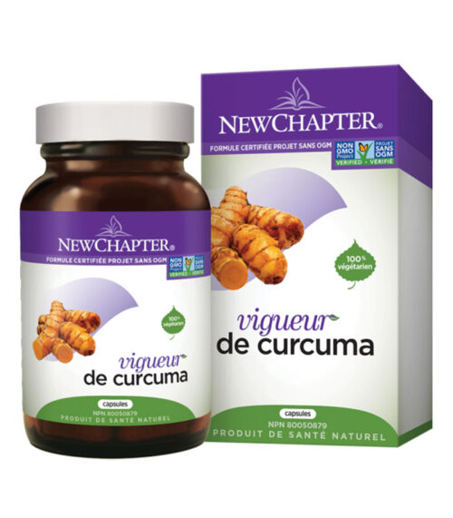 vigueur de curcuma new chapter
