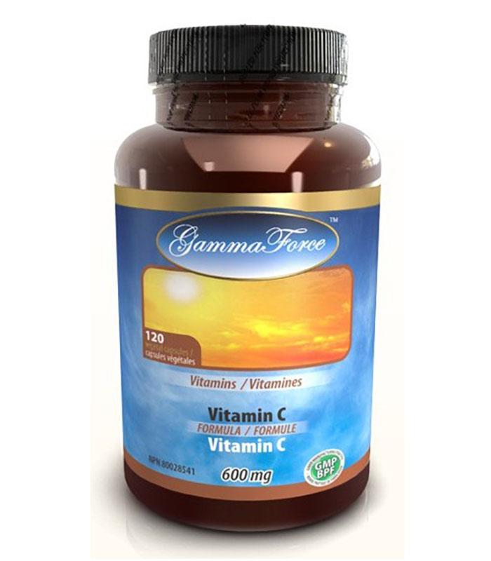 vitamine c quercetine