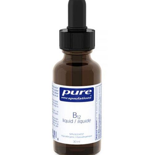 vitamine b12 1000mcg pure