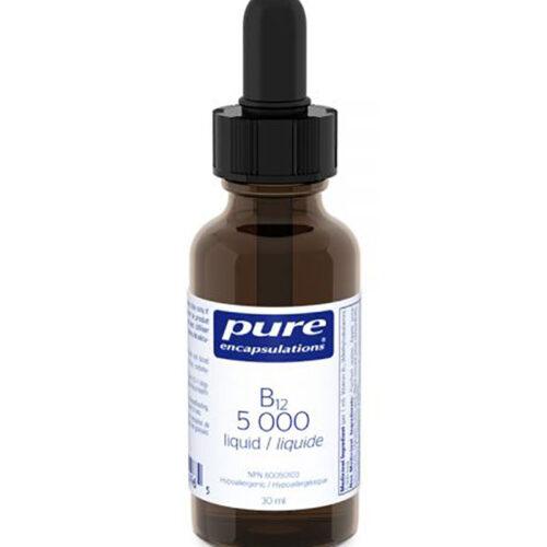 vitamine b12 5000mcg pure