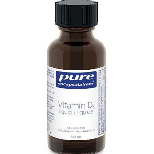 vitamine d3 pure