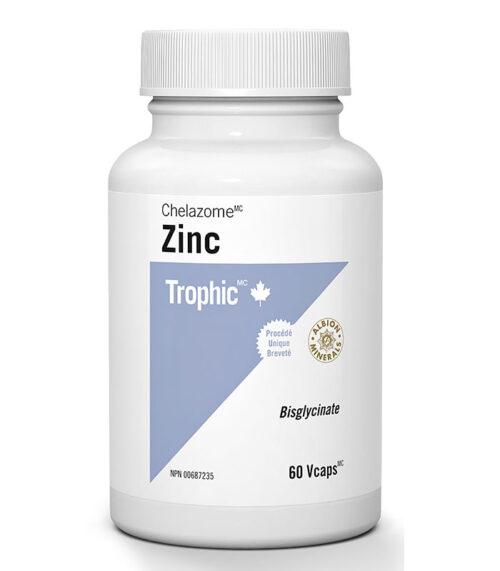 zinc chelazome trophic