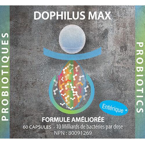 dophilus max probiotique biochala