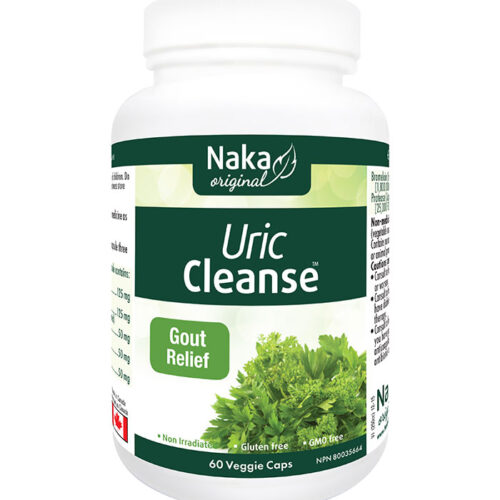uric cleanse naka