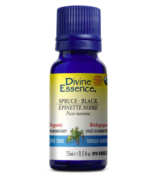 huile essentielle epinette noire biologique divine essence