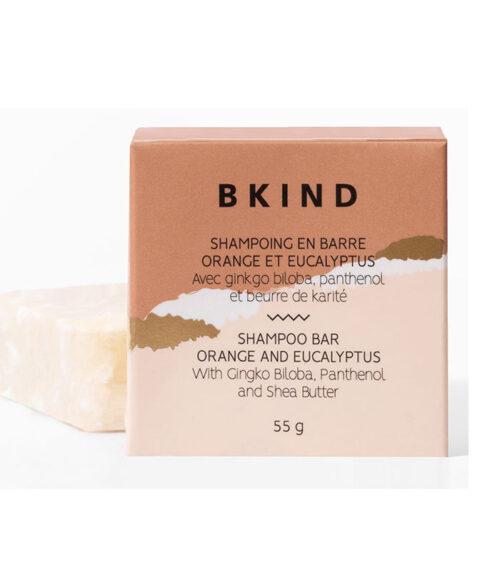shampoing en barre unite bkind