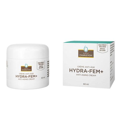 creme anti age hydra fem emeu charlevoix