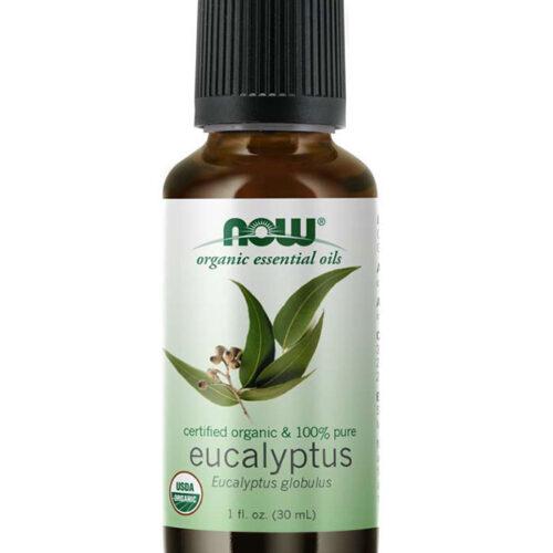 huile eucalyptus globulus biologique now
