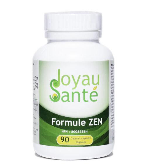 formule zen joyau sante anxiete stress