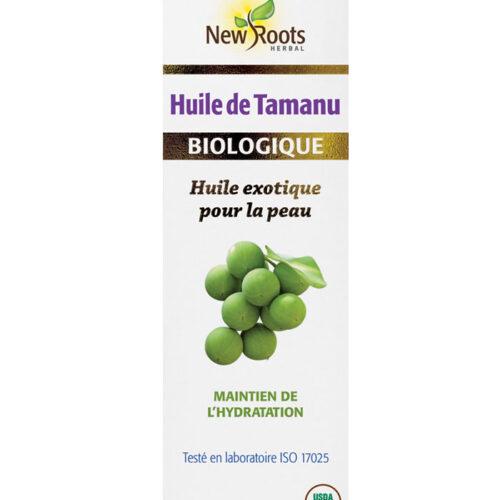 huile tamanu biologique new roots