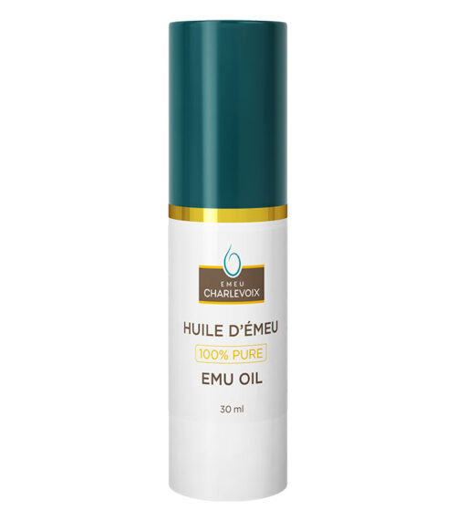 huile emeu charlevoix
