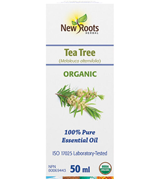 huile tea tree biologique new roots herbal
