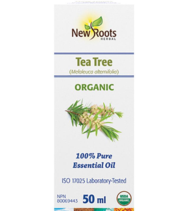 huile tea tree biologique new roots herbal