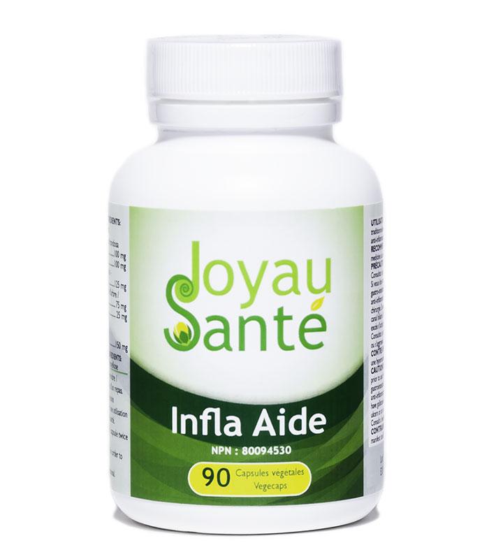 infla aide inflammation joyau sante