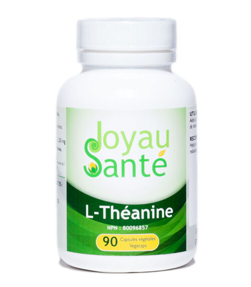 l theanine joyau sante