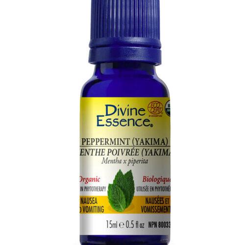 huile essentielle menthe poivree biologique divine essence