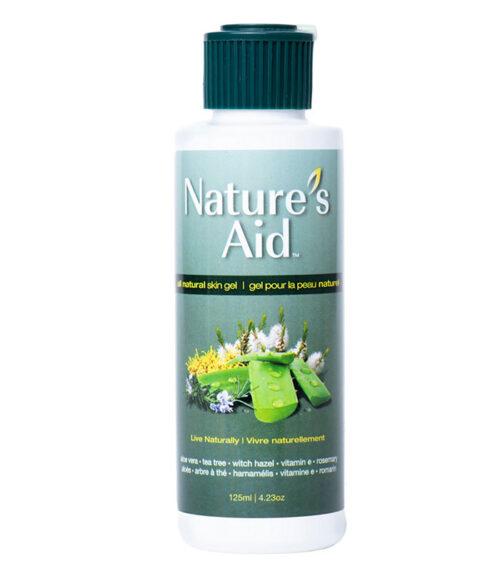 gel naturel aloes et theier natures aid