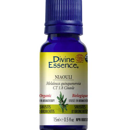 huile essentielle niaouli biologique divine essence