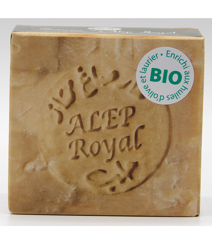 savon alep royal pur